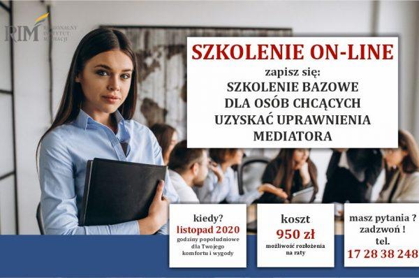 covid mediator szkolenia online rim rzeszow